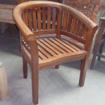 Teak Wood Chair GMV-5641