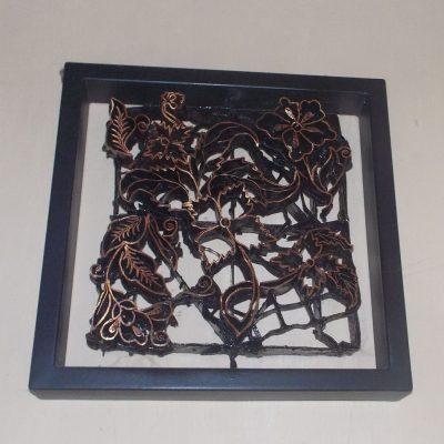 Batik Stamp Wall Decoration GMV-5676