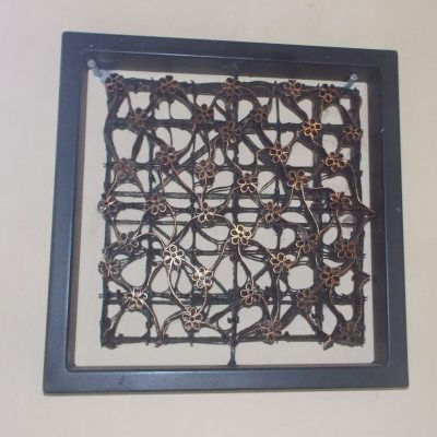 Batik Stamp Wall Decoration GMV-5677