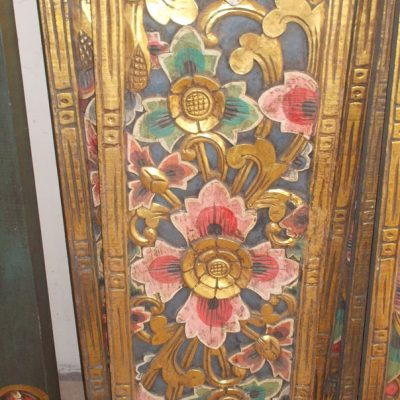 Carved Wood Panel GMV-5720