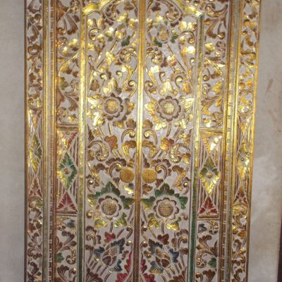 Carved Wood Panel GMV-5723