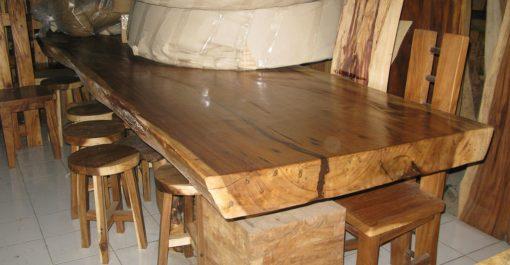 Suar Slab Table SLAB-2735