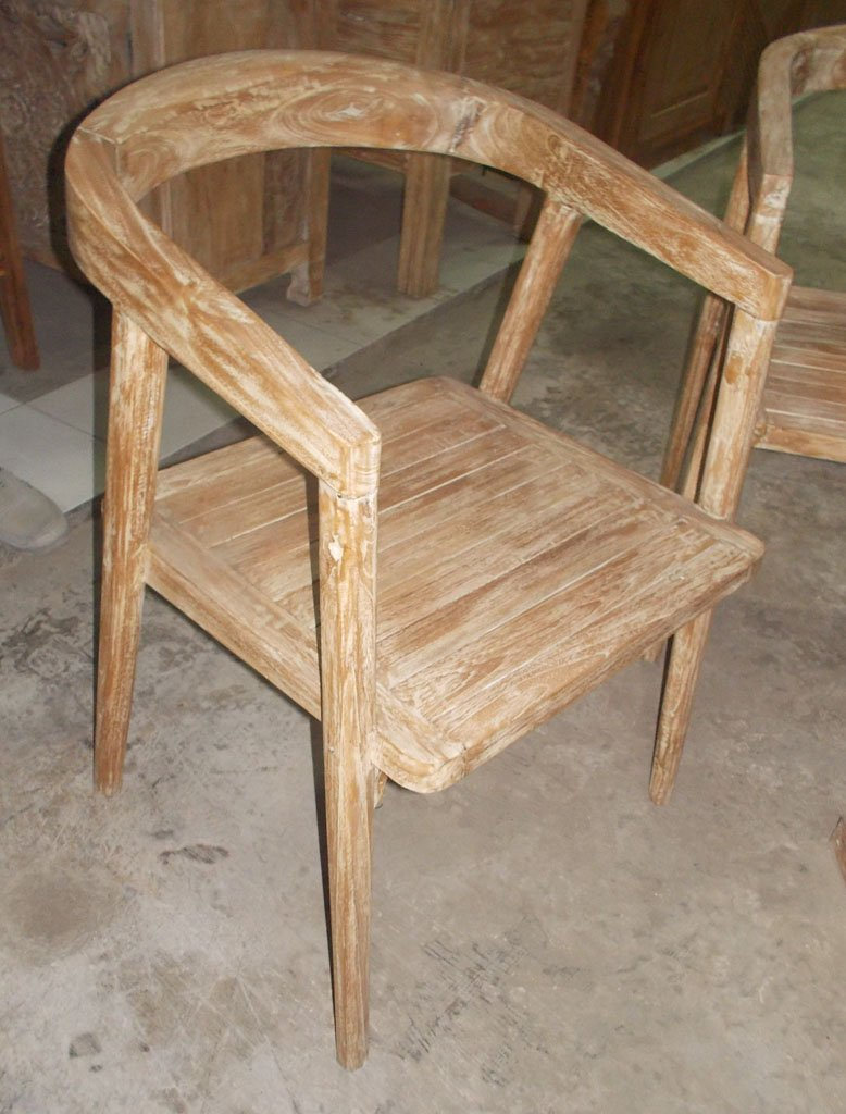 Teak Wood Chair Gmv 5643 Indonesia Export