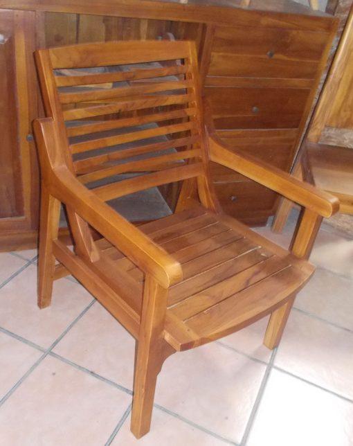 Teak Wood Chair GMV-5644