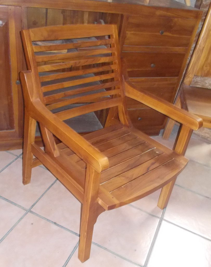 Teak wood chair gmv 5644