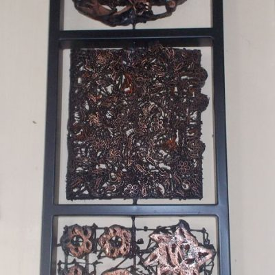 Batik Stamp Wall Decoration GMV-5679