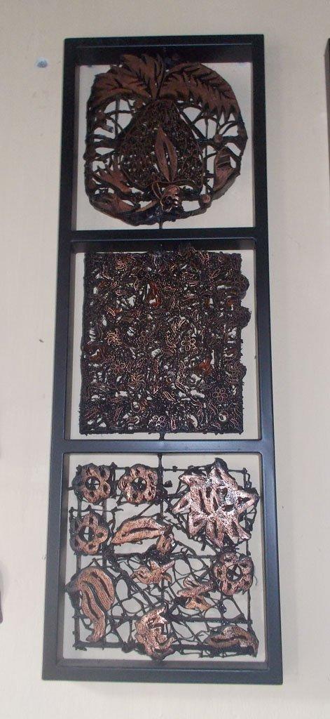 Batik Stamp Wall Decoration GMV-5679