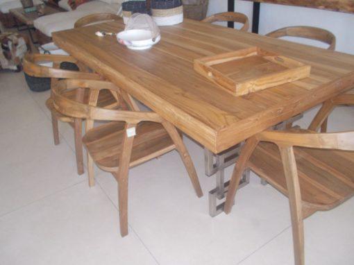 Teak Wood Table GMV-5713-1