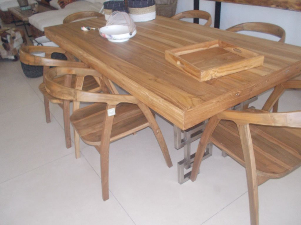 Teak Wood Table GMV-5713-1