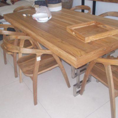 Teak Wood Chair GMV-5713-2