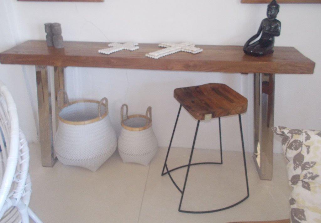 Teak Wood Table GMV-5715-1