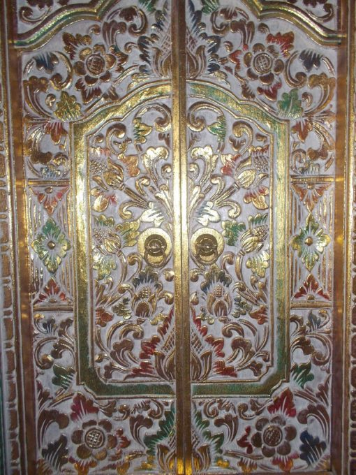 Carved Wood Panel GMV-5724