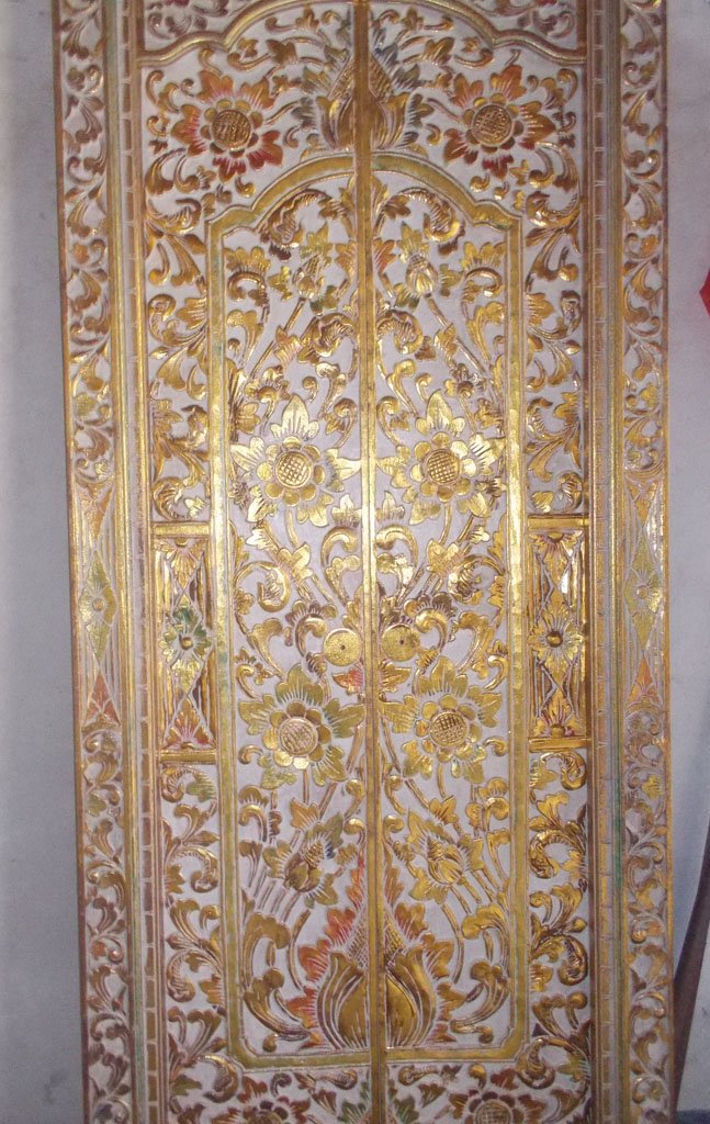 Carved Wood Panel GMV-5725