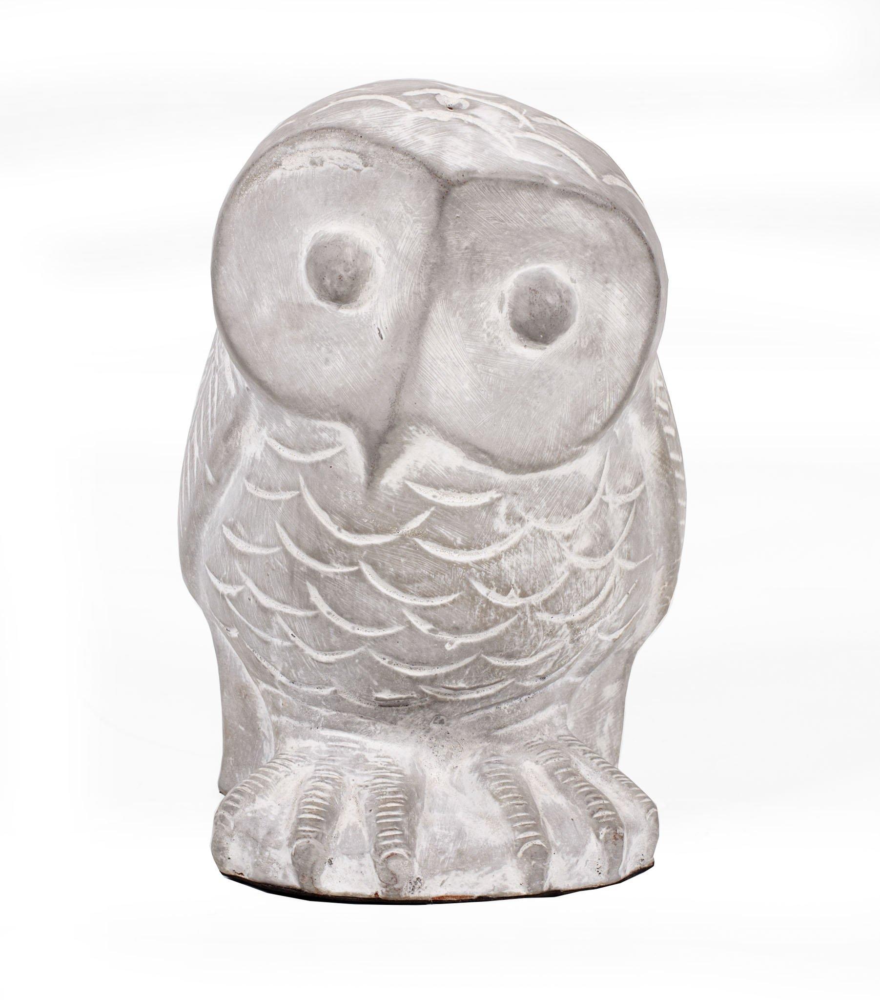 Terracotta Owl MULJ-008