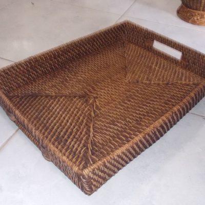 Rattan Bowls & Trays NMSTK-6055