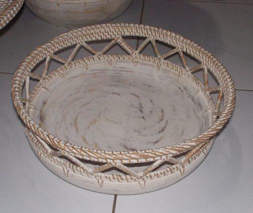 Rattan Bowls & Trays NMSTK-6058