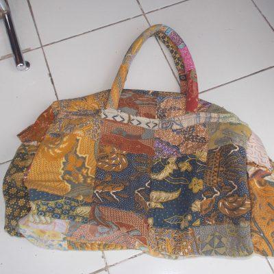 Batik Patchwork Bag NMSTK-6063