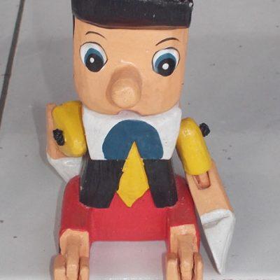Pinocchio Puppet NMSTK-6070