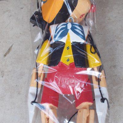 Pinocchio Puppet NMSTK-6098