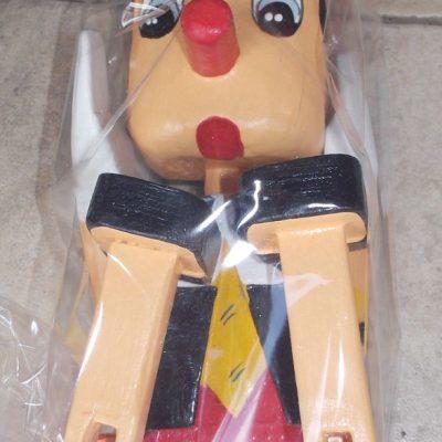 Pinocchio Puppet NMSTK-6099
