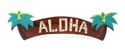 Hawaii Style - Signs S105A-A