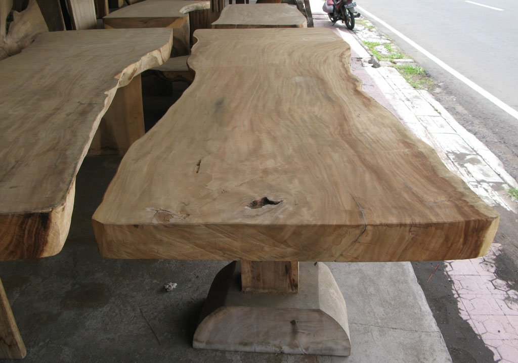 Suar Slab Table SLAB-2726