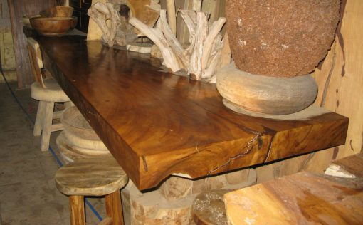 Suar Slab Table SLAB-2738