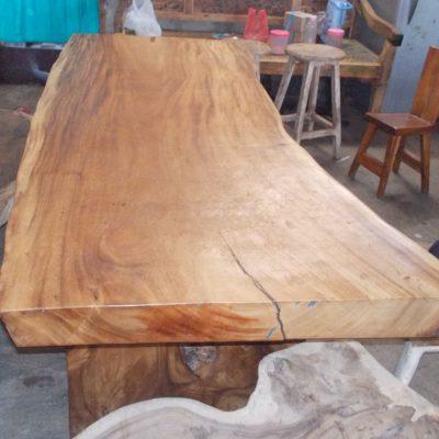 Suar Slab Table SLBTK-5782
