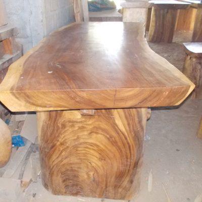 Suar Slab Table SLBTK-5784