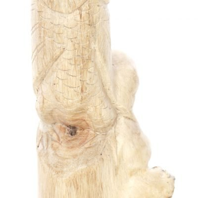Carvings - Parasite Wood MDSTK-6626