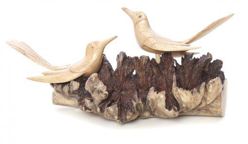 Carvings - Parasite Wood MDSTK-6631