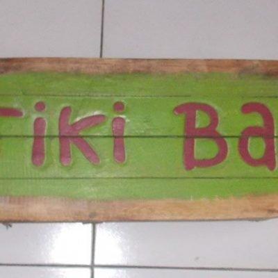 Handmade Albesia Wood Tiki Mask - PLTK-1512 - Wholesale from Bali
