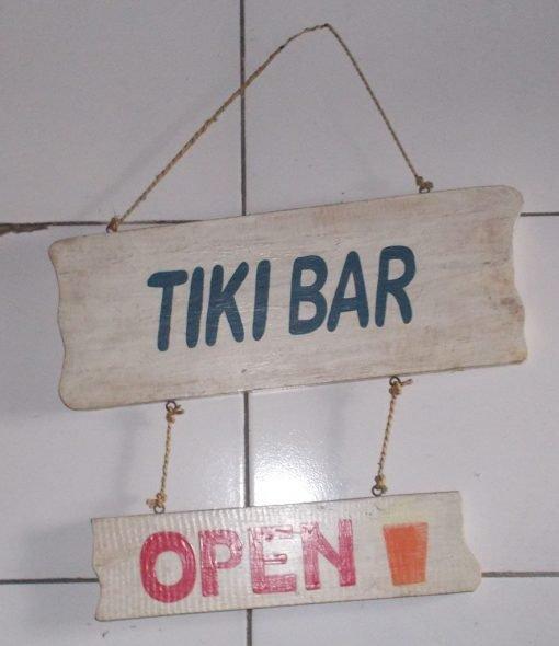Handmade Albesia Wood Tiki Mask - PLTK-1514 - Wholesale from Bali