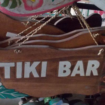 Handmade Albesia Wood Tiki Mask - PLTK-1515 - Wholesale from Bali