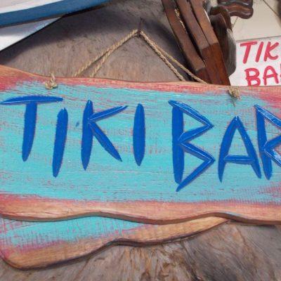 Handmade Albesia Wood Tiki Mask - PLTK-1516 - Wholesale from Bali