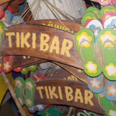 Handmade Albesia Wood Tiki Mask - PLTK-1518 - Wholesale from Bali
