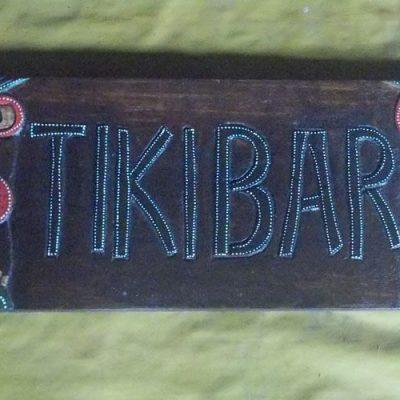 Handmade Albesia Wood Tiki Mask - PLTK-1530 - Wholesale from Bali