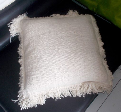 Cushion Cover With Dacron Filler - CUS-2982B-1