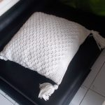 Cushion Cover With Dacron Filler - CUS-2985A-1