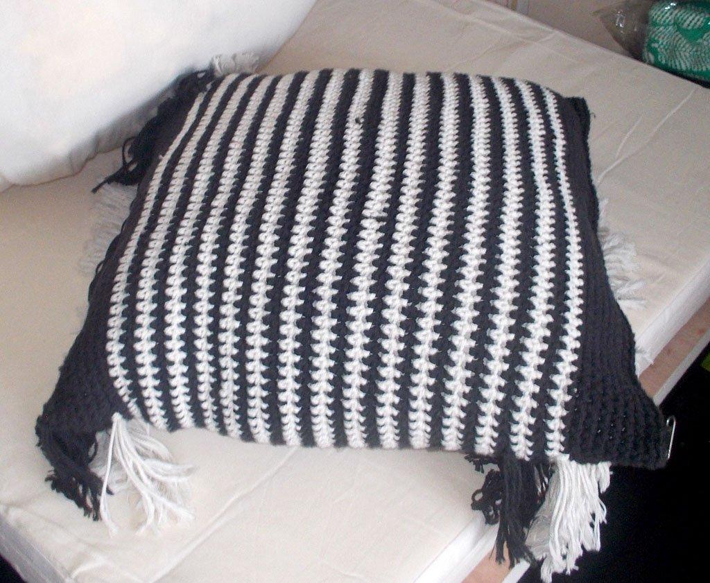 Cushion Cover With Dacron Filler – CUS-2987A-1 1