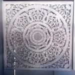 MDF Carved Panel - PANEL-2948A