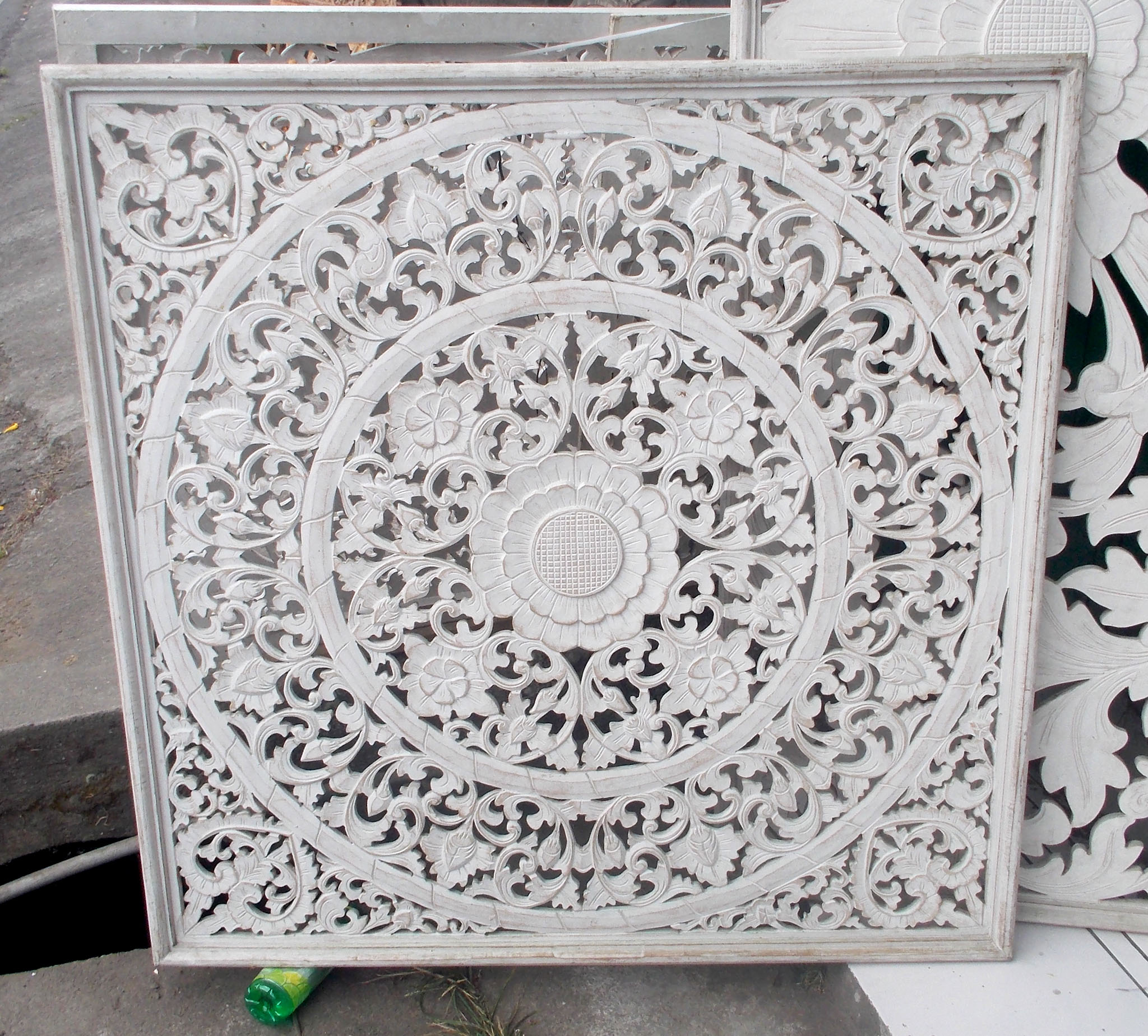 MDF Carved Panel — Mixed Style – PANEL-3021 1