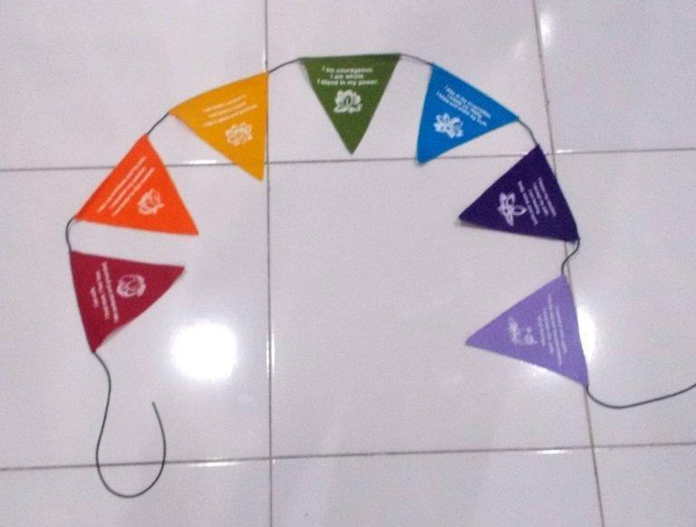 Bali Flags
