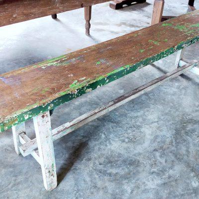 Vintage Teak Benches