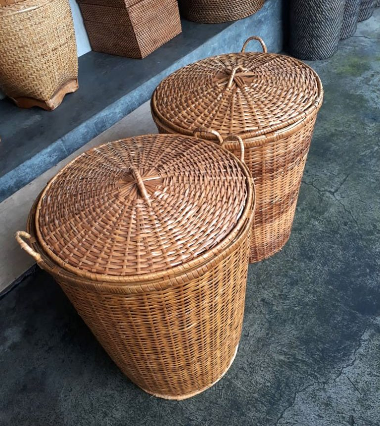 Rattan Pots & Baskets – By Request