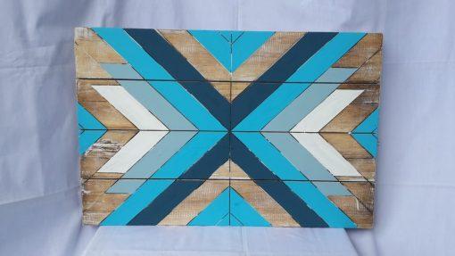Albesia Wood Wall Decoration - MKD-027